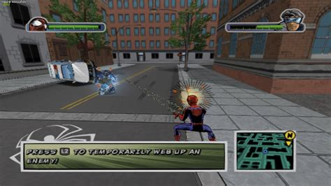 ultimate spiderman usa ps sony playstation  iso