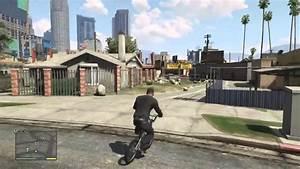GTA V GAMEPLAY GROVE STREET 720p) - YouTube
