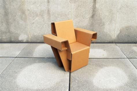 Möbel Aus Pappe  75 Originelle Vorschläge! Archzinenet