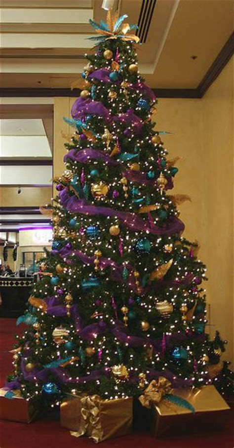 purple decorated christmas trees most pinteresting christmas trees on christmas 5322