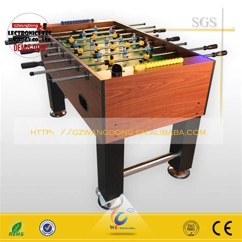 soccer table game price supplier cheap foosball table cheap foosball table