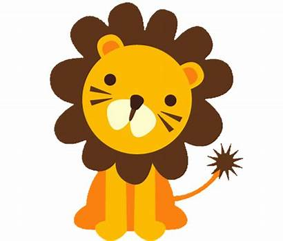 Lion Clipart Clip Animals Zoo Clipartion