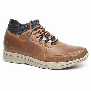 scarpe alte uomo sneakers con tacco interno scarpe con tacco dentro 7CM