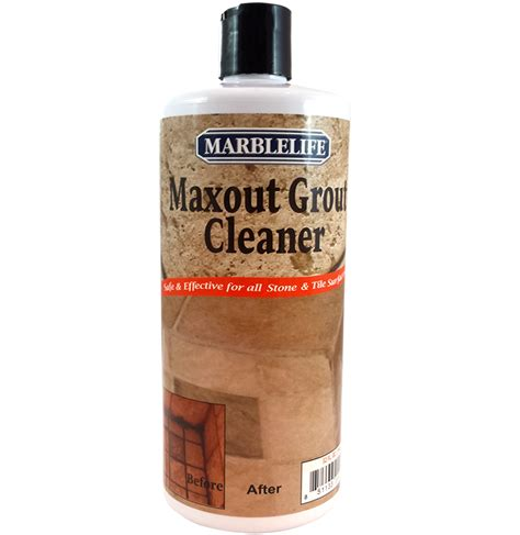 marblelife maxout tile grout deep cleaner oz