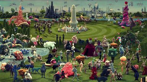 garden of delights the garden of earthly delights