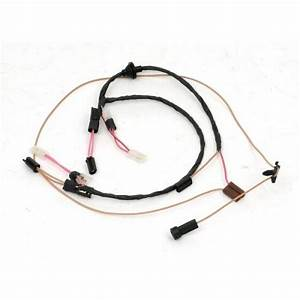 Chevelle Cowl Induction Hood Wiring Harness  1970