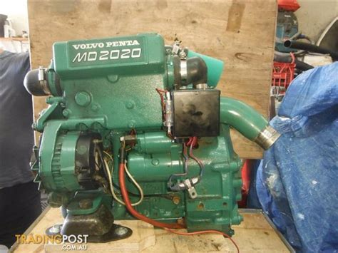 Volvo Md2020 For Sale by Volvo Penta Md2020 D