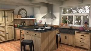 Cuisine Maison Du Monde : projet cuisines cocina pagnol 2 by lidiale ~ Teatrodelosmanantiales.com Idées de Décoration