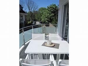 palais am meer 2 ferienwohnung 6 nordsee niedersachsen With markise balkon mit barock tapete schlafzimmer