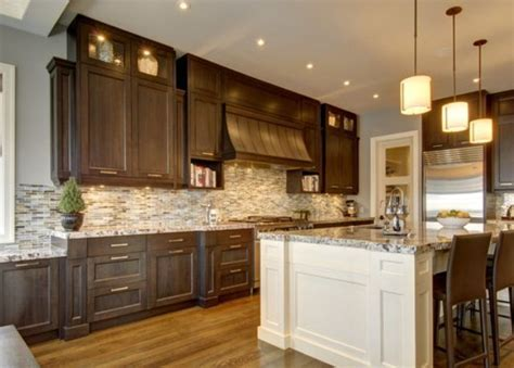 pictures of wood kitchen cabinets cabinets with white island inspiring set dining room 7495