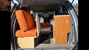 Concept Citroen Evasion Camping Car