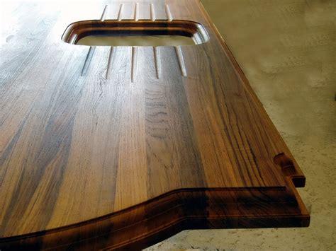 teak countertop edge grain wood countertops and butcher blocks brooks custom