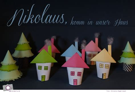 Winterlandschaft Selber Basteln by Adventskalender Selber Machen Weihnachten Aus Klorollen