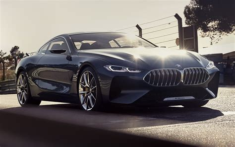 Bmw Concept 8 Series (2017) Wallpapers And Hd Images