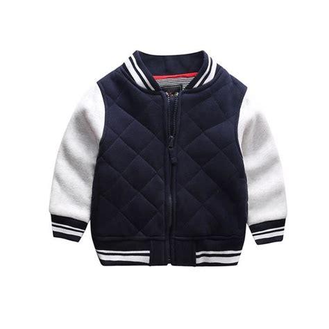 manteau enfant bebe garcon veste enfant bebe fille bomber