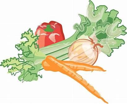 Vegetables Vegetable Clipart Clip Veggies Cartoon Veggie
