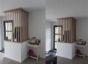 Claustra Decoratif Interieur : claustra hossegor 2 damibois ~ Teatrodelosmanantiales.com Idées de Décoration
