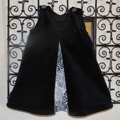 robe de chambre fillette ajouter un pli creux à une robe chasuble pop couture