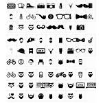 Hipster Font Icons Fonts Fontmeme Character Map