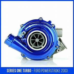 Sinister Diesel Edition Powermax Turbo For Ford