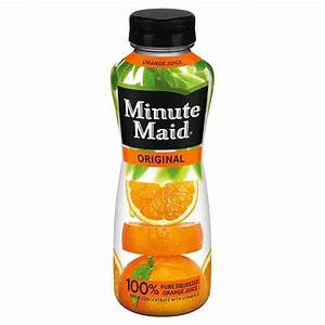 Minute Maid Juice – 15.2ml | Kirk Distributors