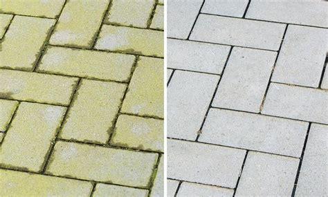 gruenspan entfernen garten und terrasse gruenspan