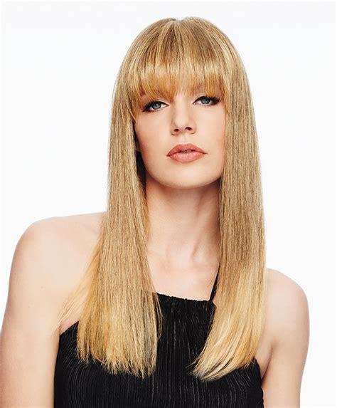 Fringe Top of Head - HairUWear