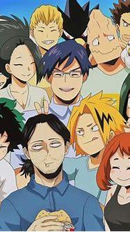 Class 1-A Redraw | My Hero Academia Amino
