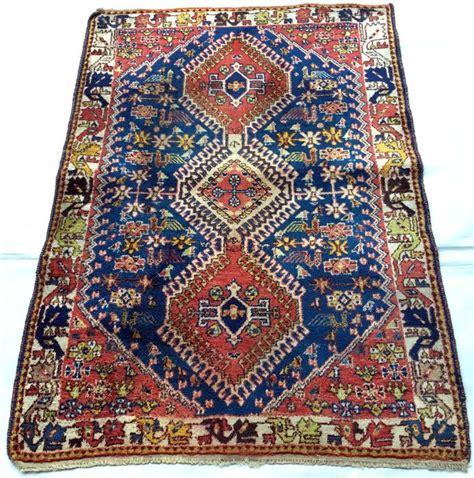 tapis d orient fait yalameh ancien 150x105 cm catawiki