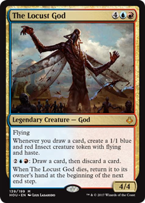 the locust god magic the gathering