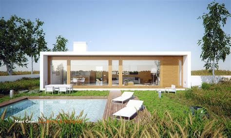 the guest house a fresh take on the guest house by marc canut visualized