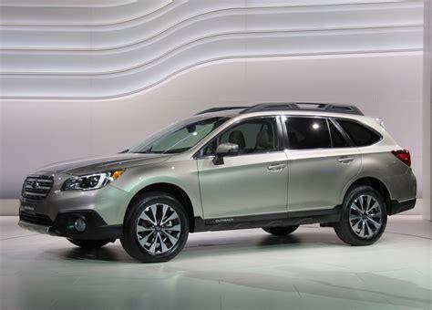 2015 Subaru Outback Video: New York Auto Show