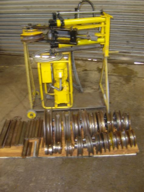 hilmor rhm hydraulic pipe tube bender  sale