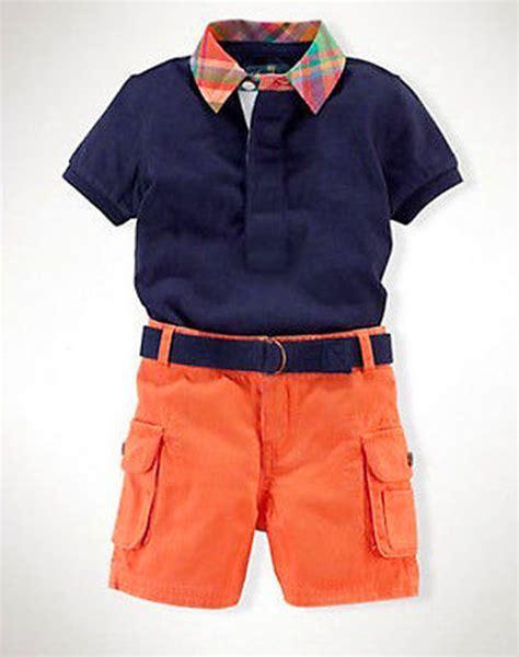 2PCS Baby Boys Dress T-Shirt +Short Pants Set Kids Summer Casual Clothes Outfits | eBay