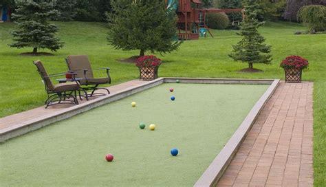 Bocce Ball Court | Ideas for my backyard bocce ball court ...