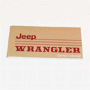 Jeep Owners Manual