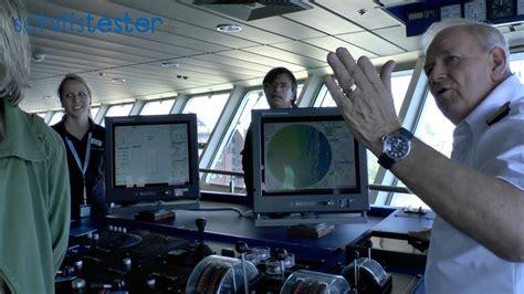 mein schiff herz die bruecke mit kapitaen kjell holm youtube