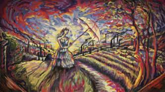 konzept zur kuenstlerischen entwicklung vom impressionismus