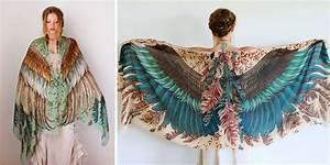 Fashion Bird Erfahrungen : these beautiful scarves will give you wings bored panda ~ Markanthonyermac.com Haus und Dekorationen