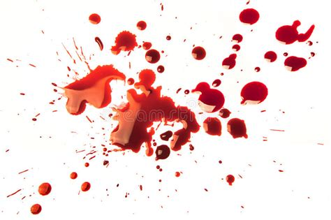 Blood Stains Stock Photo Image Of Gore, Stab, Horror