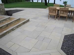 Indiana Limestone Pavers Indianapolis By Hickory Ridge