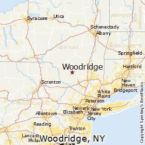 places    woodridge  york