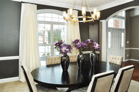 dining room centerpieces ideas modern dining room the interior design inspiration board