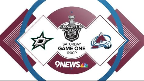Colorado Avalanche to meet Dallas Stars in second playoff ...