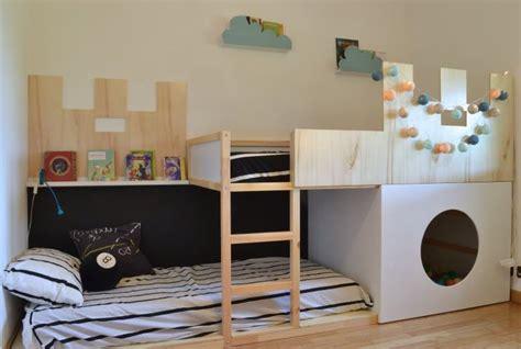 amenagement chambre ado personnaliser un lit ikéa pour enfant