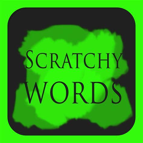 scratchy words apk mod  unlimited money crack