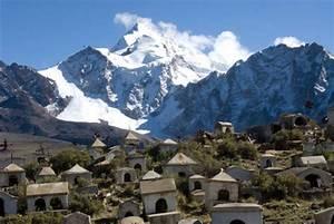 Mountains of Bolivia