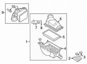 Ford Taurus X Ring  Air  Sensor  Mass  Seal