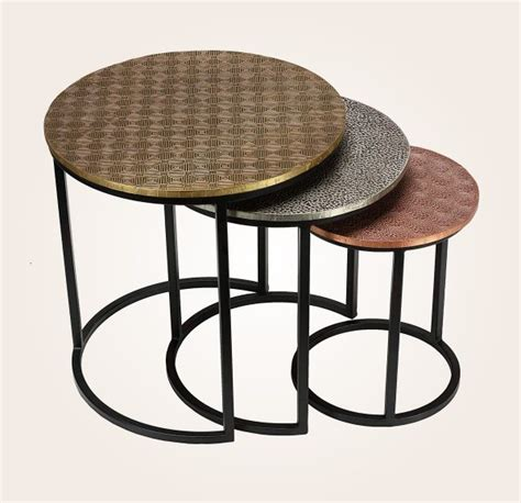 Buy Nesting Coffee Tables For Sale 41 nesting coffee tables that save space add style