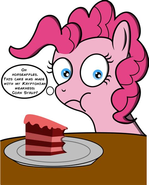 pinkie pies kryptonian weakness  daimando  deviantart